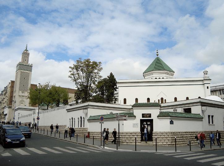 Masjid Agung Kota Poitiers