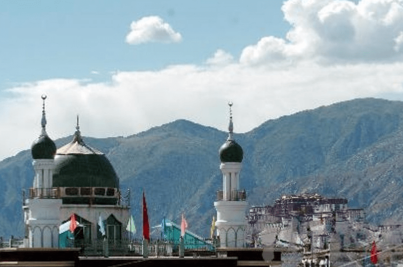 Masjid Agung Lhasa