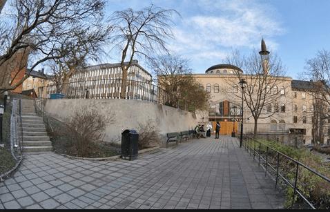 Masjid Agung Stockholm, Swedia