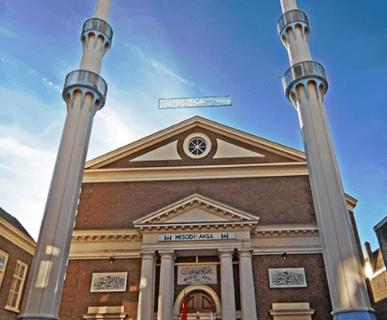 Masjid Al-Aksa – Bekas Sinagog Kota Den Haag