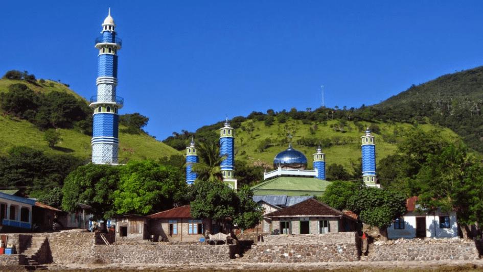 Masjid Al-Ijtihaj Lamakera