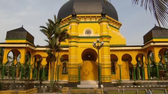 Masjid Al-Osmani – Masjid Tertua di Kota Medan