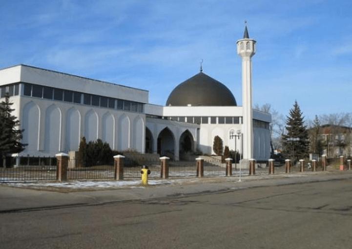 Masjid Al-Rashid Edmunton