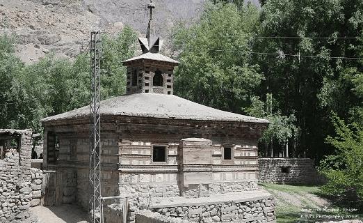 Masjid Amburig – Pakistan