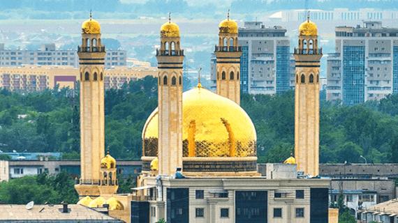 Masjid Baiken Kazakkhstan