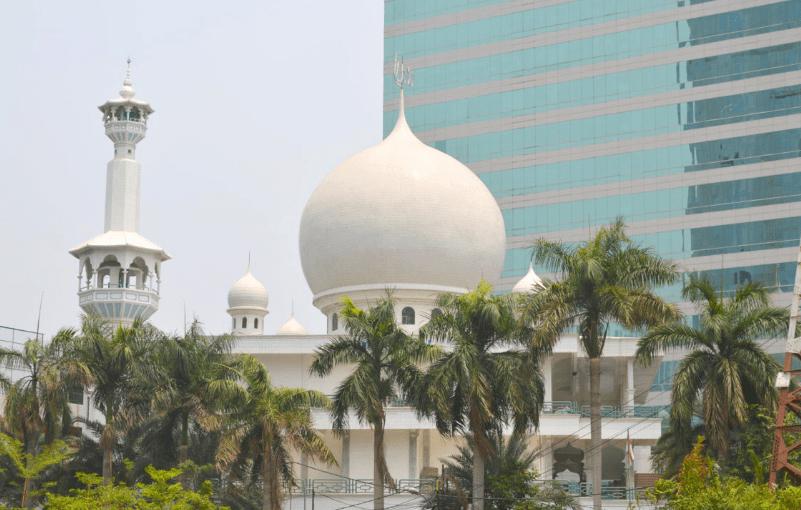 Masjid Baitul Mughni Jakarta