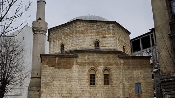Masjid Bajrakli – Beograd Serbia