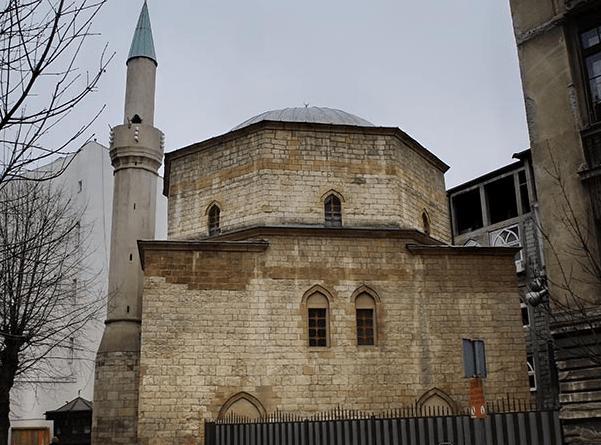 Masjid Bajrakli