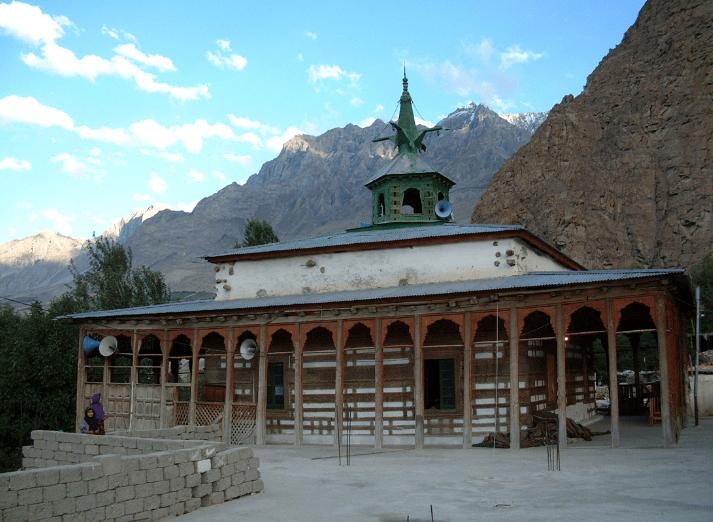 Masjid Chaqchan