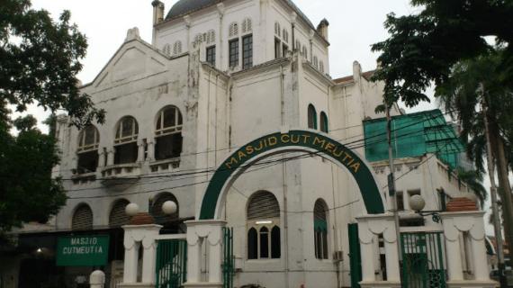 Masjid Cut Meutia – Jakarta