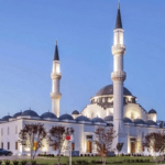 Masjid Diyanet Center of Amerika – Amerika Serikat