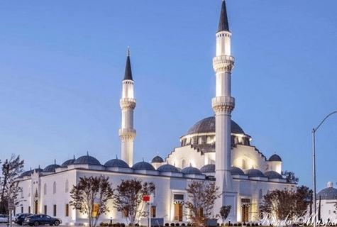 Masjid Diyanet Center of Amerika – Amerika Serikat