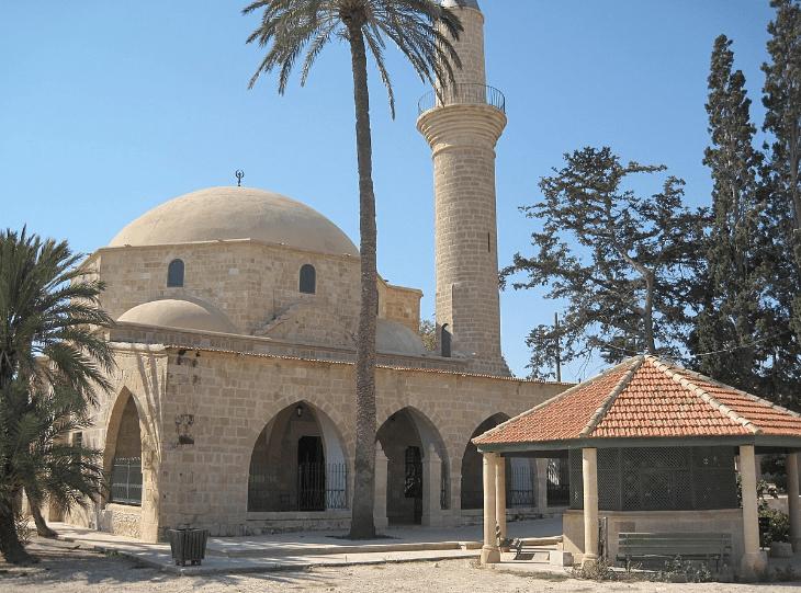 Masjid Hala Sultan Tekke 2