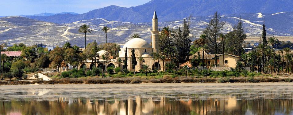 Masjid Hala Sultan Tekke 3