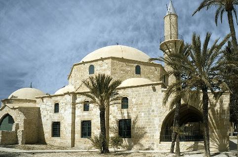 Masjid Hala Sultan Tekke – Cyprus