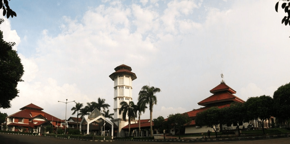 Masjid Islamic Center Kota Bekasi