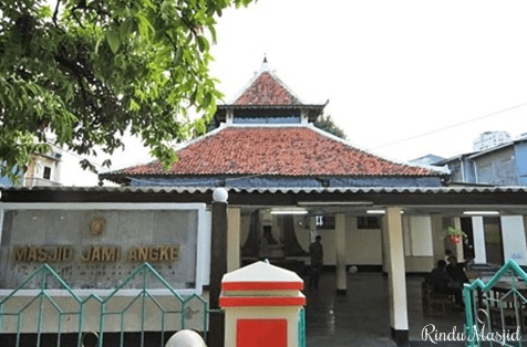 Masjid Jami' Al-Anwar Angke – Jakarta