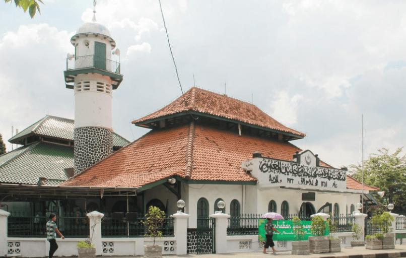Masjid Jami' Al-Makmur