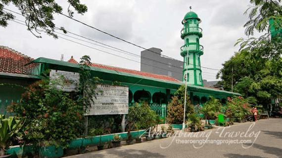 Masjid Jami' Al-Manshur – Kampung Sawah Lio Jakarta