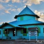 Masjid Jami'atul Khair Kraton Amantubillah Mempawah