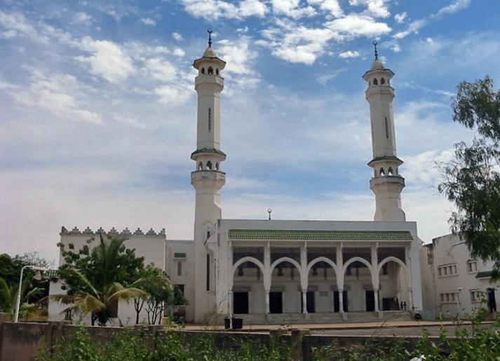 Masjid King Fahd