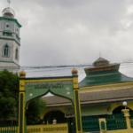 Masjid Lama Gang Bengkok Kota Medan