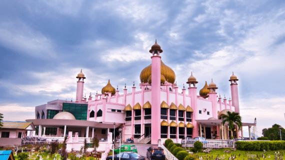 Masjid Lama Negeri Sarawak – Malaysia