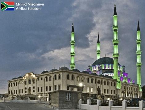 Masjid Nizamiye Johanesburg