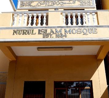 Masjid Nurul Islam Cape Town – Afrika Selatan