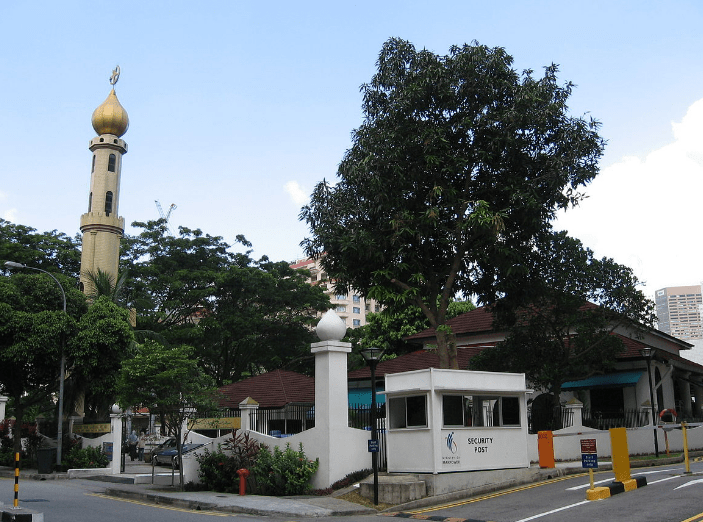Masjid Omar Kampung Malakan