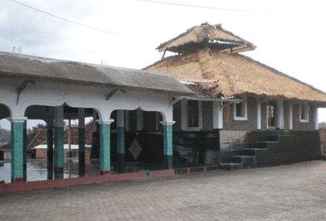 Masjid Pusaka Songak Suku Sasak