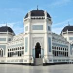 Masjid Raya Al-Mashun, Medan Sumatera Utara