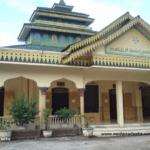 Masjid Raya Sulaimaniyah – Masjid Kesultanan Serdang