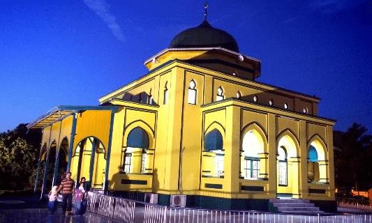 Masjid Raya Syahabuddin Siak Sri Indrapura