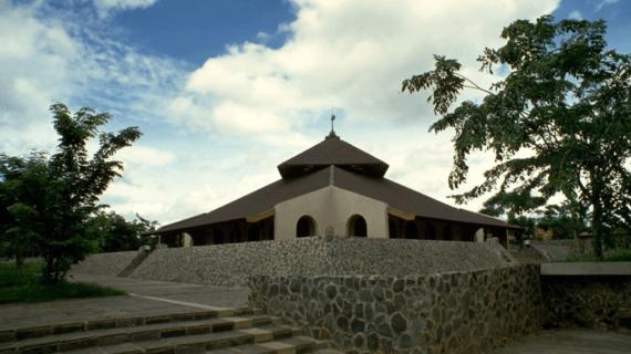 Masjid Said Naum – Jakarta