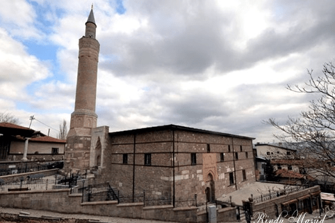 Masjid Alanhane – Masjid Sarang Singa – Masjid Tertua di Turki