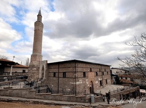 Masjid Sarang Singa – Masjid Tertua di Turki