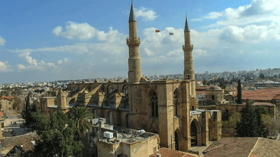 Masjid Selimiye – Nicosia Cyprus Utara