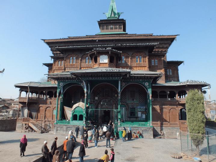 Masjid Shah Hamadan Kashmir