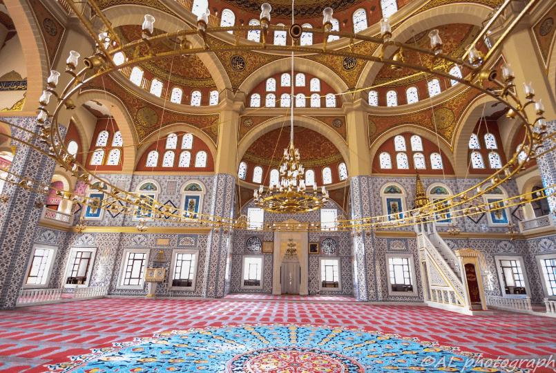interior 2 Majid Nizamiye Johanesburg