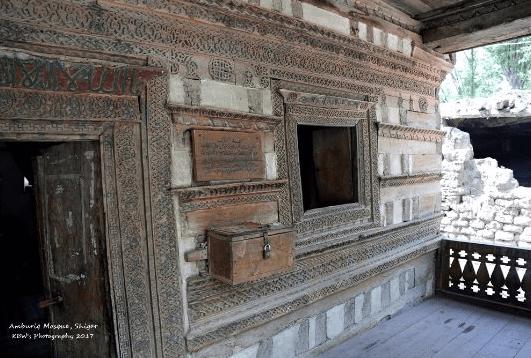interior Masjid Amburig