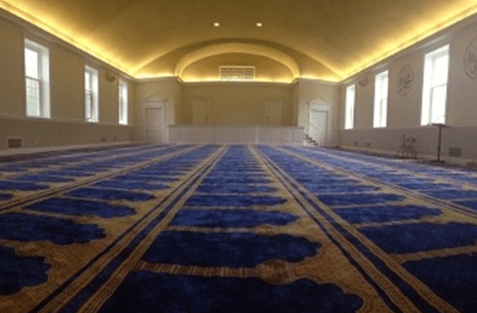 interior Masjid IMAAM Center 2