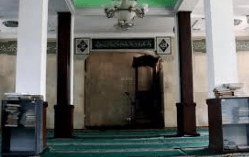 interior Masjid Jami' Assalafiyah