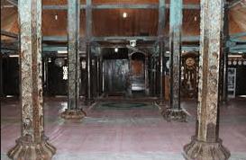 interior Masjid Kiai Gede Kotawaringin