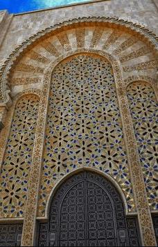 interior Masjid King Fahd