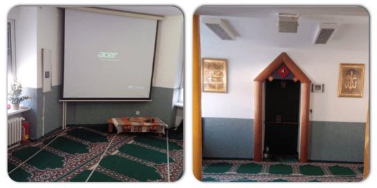 interior masjid al-falah