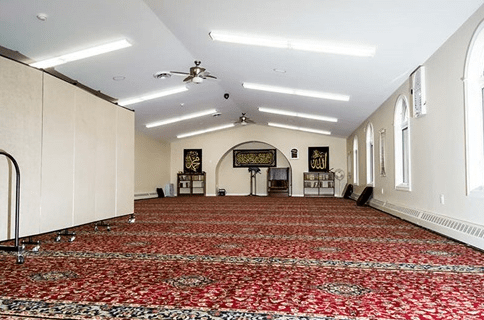 interior masjid as salam