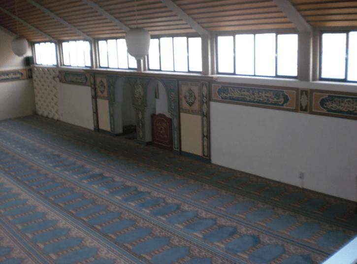 masjid di belanda