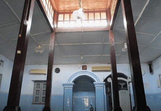 interior masjid kartasura