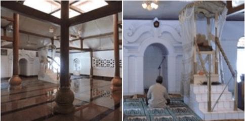 interior masjid kasunyatan